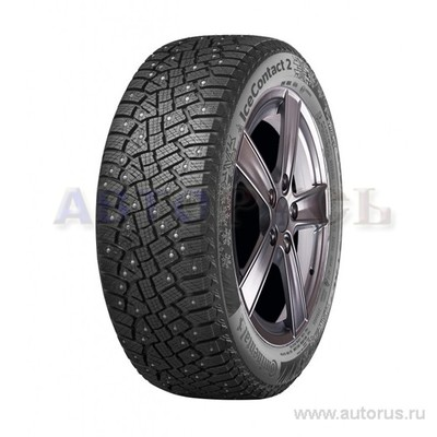 Автошина R16 215/70 Continental ContiIceContact 2 100T шип 0347085