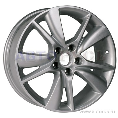 Диск литой R18 8J 5x114.3/66.1 ET47 REPLAY INF17 S 023106-040122010